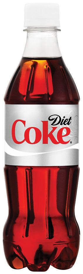 I am a Diet Coke-aholi...